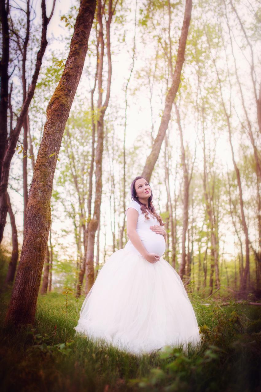 Schwangerschaftsbild Babybauchshooting