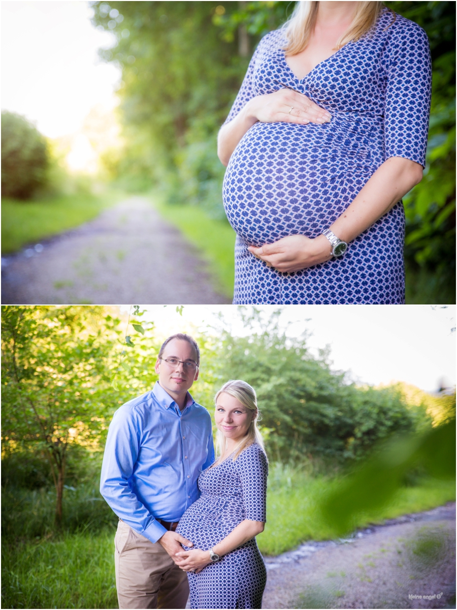 Babybauchbilder Schwangerschaftsshooting