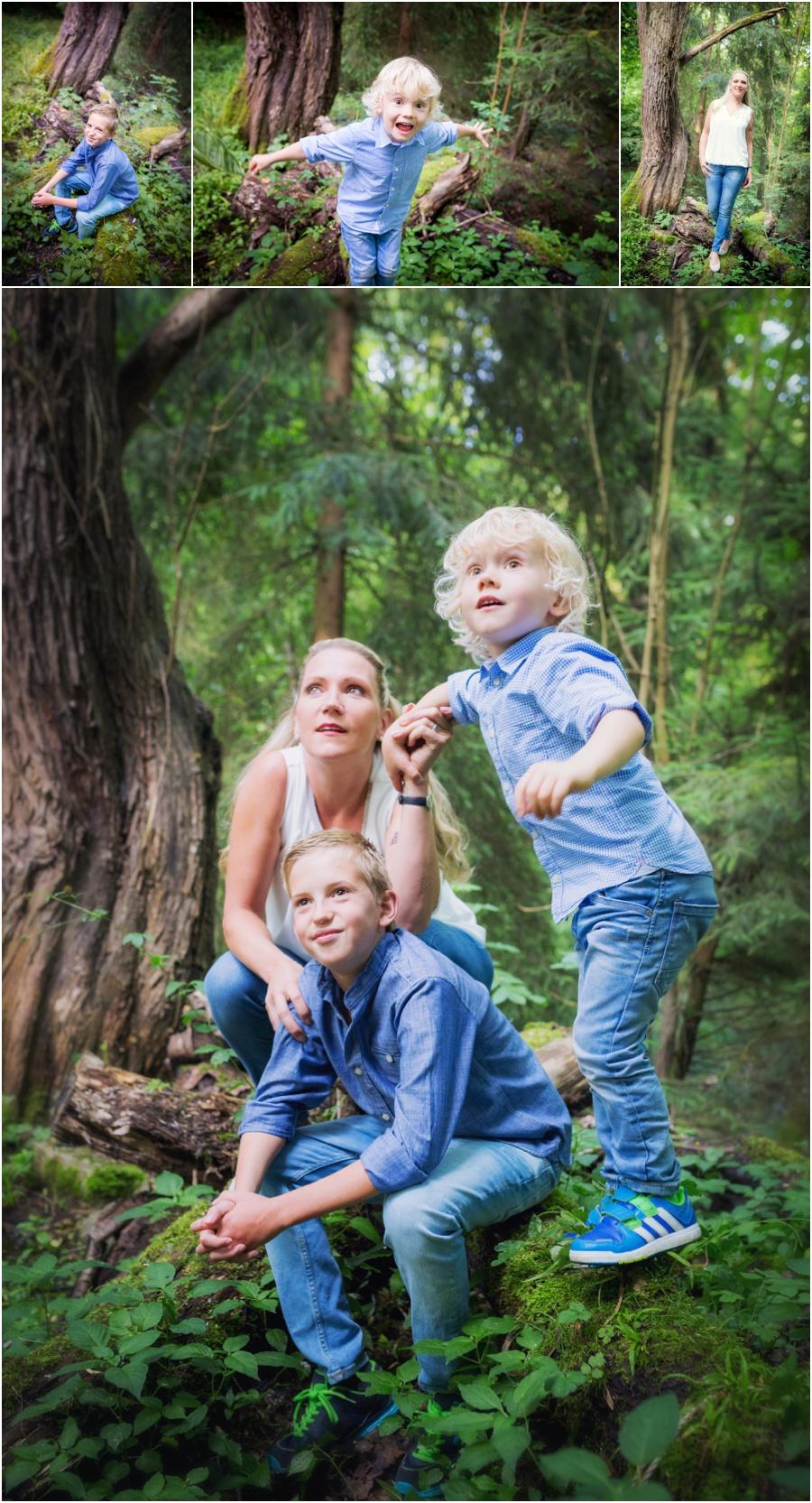 Familienfoto Rheinfelden
