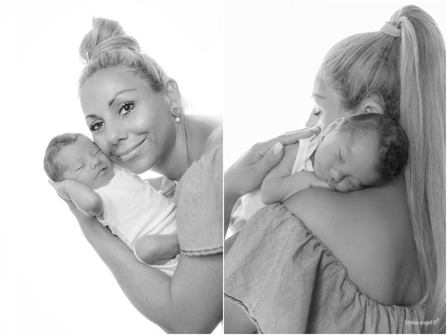 Elternbilder Newbornshooting